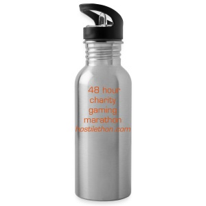 Hostilethon Water Bottle - Water Bottle
