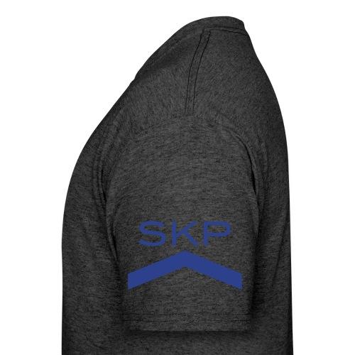 Sample blue rank Men's T (no name) - Men's 50/50 T-Shirt