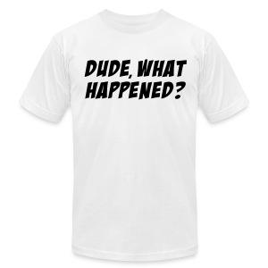T-Shirt Dude  - Men's Fine Jersey T-Shirt