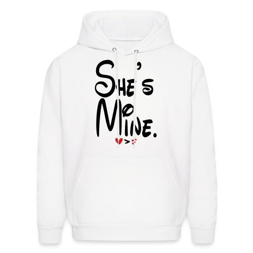 She's Mine - Men's Hoodie