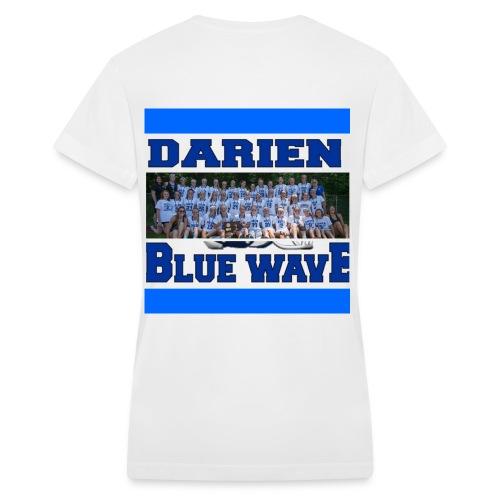 states - Women's V-Neck T-Shirt