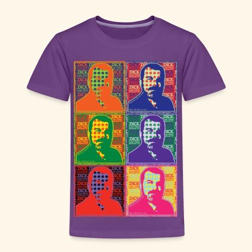 Dick Law Firm - Pop Art T-Shirt - Toddler - Toddler Premium T-Shirt