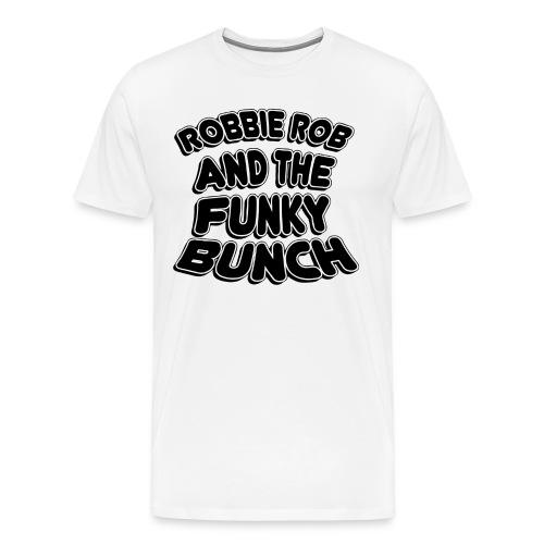 Funky Bunch Men's Shirt - Men's Premium T-Shirt