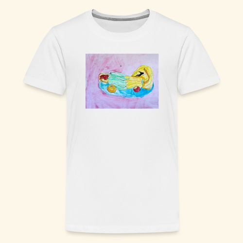 Fruits and Vegetables - Kids' Premium T-Shirt