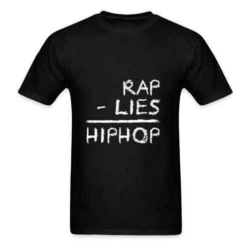 Hip-Hop Equation - Men's T-Shirt