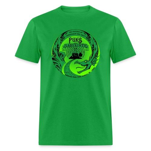 Pun's VI - Green - Adult - Men's T-Shirt
