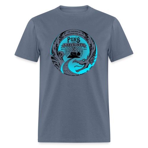 Pun's VI - Blue - Adult - Men's T-Shirt