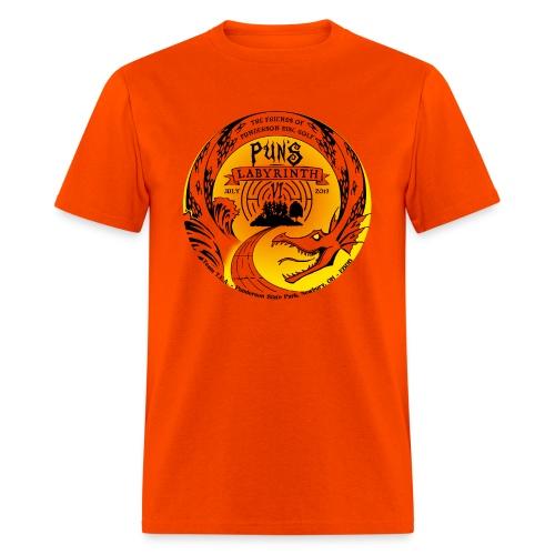 Pun's VI - Yellow - Adult - Men's T-Shirt