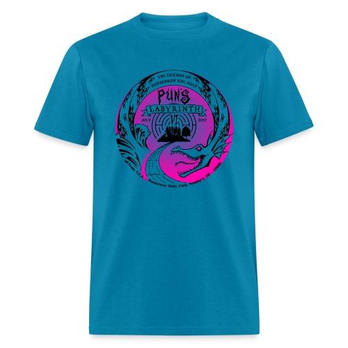 Pun's VI - Pink - Adult - Men's T-Shirt
