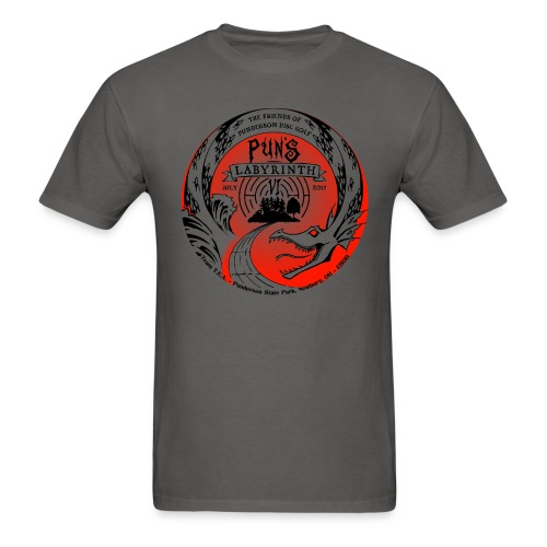 Pun's VI - Red - Adult - Men's T-Shirt