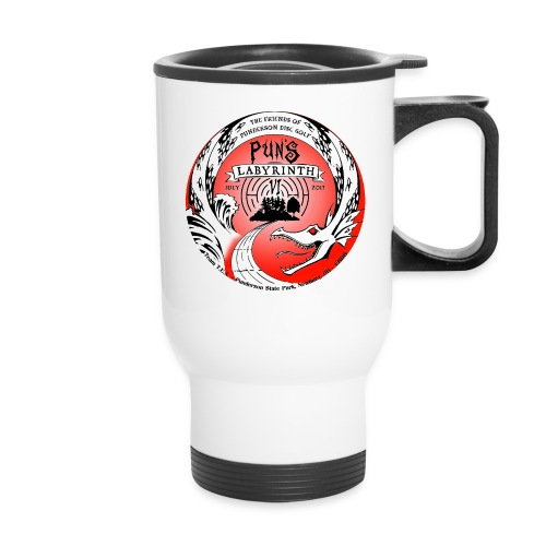 Pun's VI - Travel Mug - Travel Mug