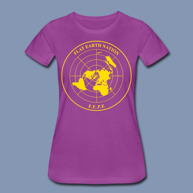 Flat earth gift factory flat earth nation women t shirt flat earth nation women t shirt gumiabroncs Images
