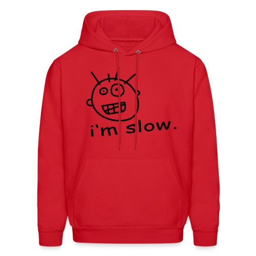 Men's Hoodie - Thick graphic hoodie