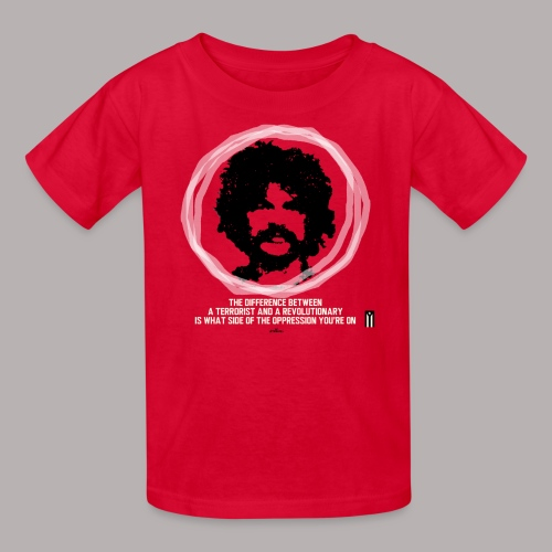 OSCAR LOPEZ RIVERA OPPRESSION (KIDS) - Kids' T-Shirt