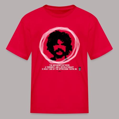 OSCAR LOPEZ RIVERA OPPRESSION (KIDS) - Kids' T-Shirt