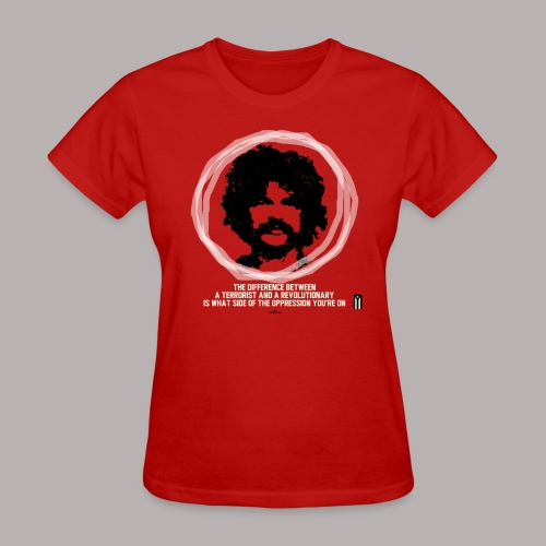 OSCAR LOPEZ RIVERA OPPRESSION (WOMENS CUT) - Women's T-Shirt