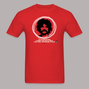 OSCAR LOPEZ RIVERA OPPRESSION (MENS CUT) - Men's T-Shirt