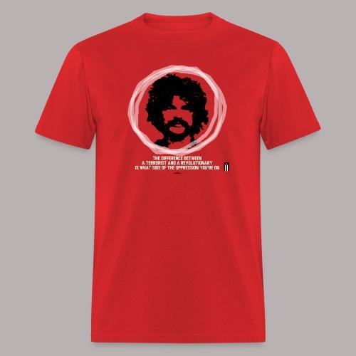 OSCAR LOPEZ RIVERA OPPRESSION (MENS CUT) - Men's T-Shirt