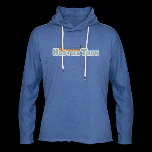 HostileThon Hoodie - Unisex Lightweight Terry Hoodie