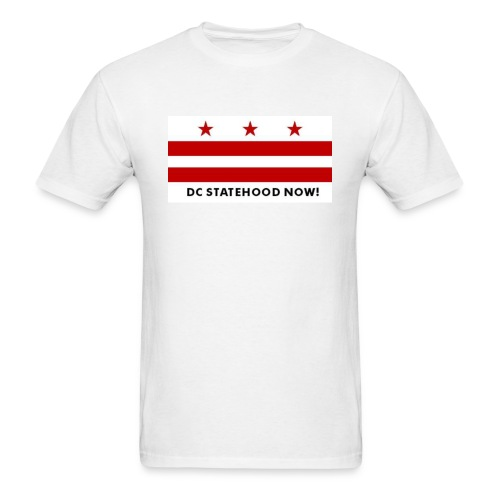 DC Statehood Now! Tee - Men's T-Shirt