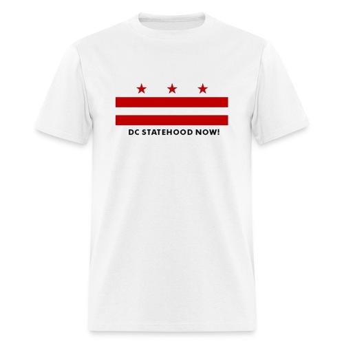 DC Statehood Now! Tee - Men's T-Shirt