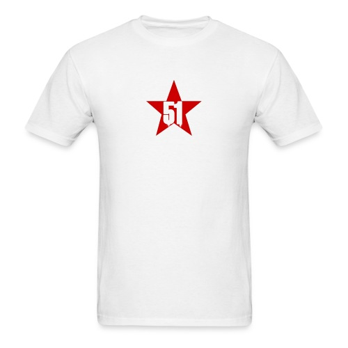 51st Star Tee - Men's T-Shirt