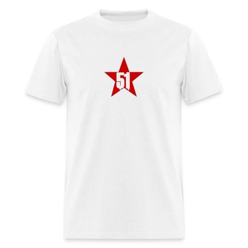 51st Star Tee - Men's T-Shirt