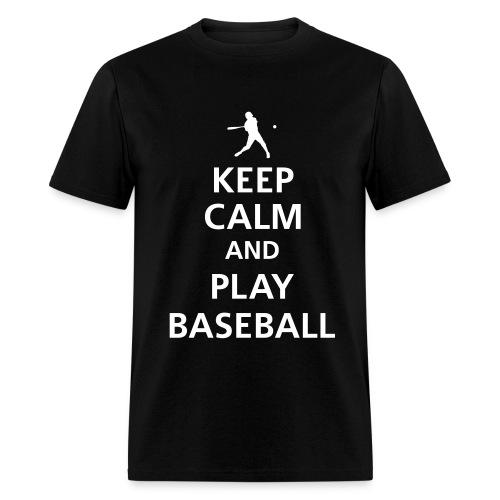 Baseball Cancer Awareness - Men's T-Shirt