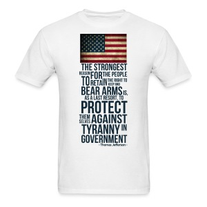 2ND AMENDMENT - Men's T-Shirt