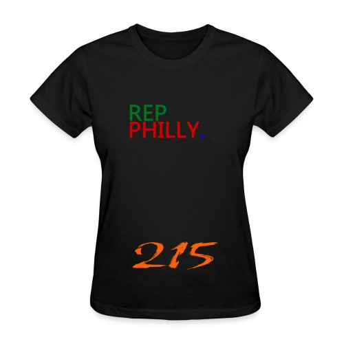 womens rep philly - Women's T-Shirt