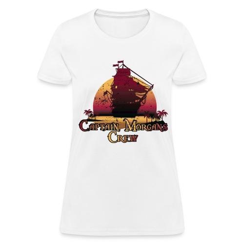 Captain Morgans Crew V2 - Women's T-Shirt