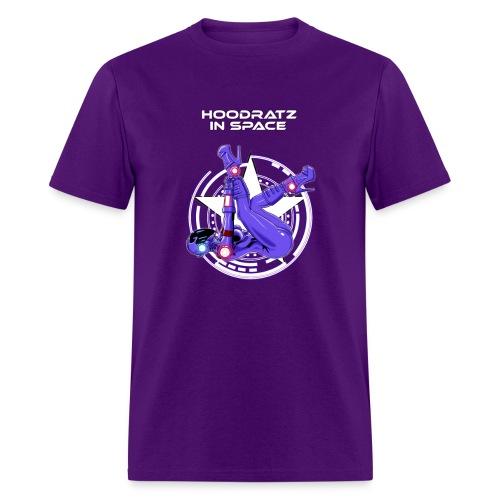 HOODRATZ IN SPACE #4 T-SHIRT - Men's T-Shirt