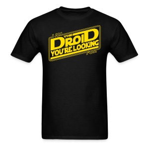 RedStar : Mens Droid T - Men's T-Shirt