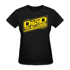 RedStar : Ladies Droid T - Women's T-Shirt