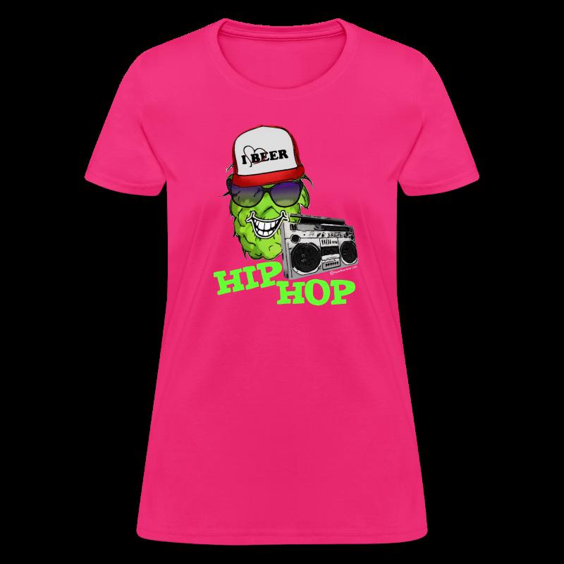 HIP HOP Women's T-Shirt - Women's T-Shirt