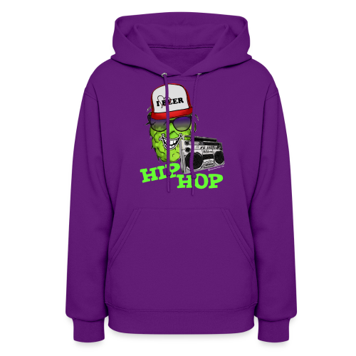 HIP HOP Women's Hoodie - Women's Hoodie