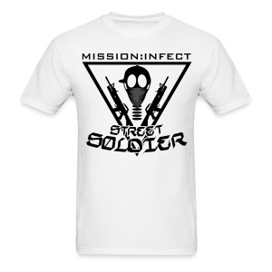 MISSION INFECT STREET SOLDIER SHIRT - Men's T-Shirt
