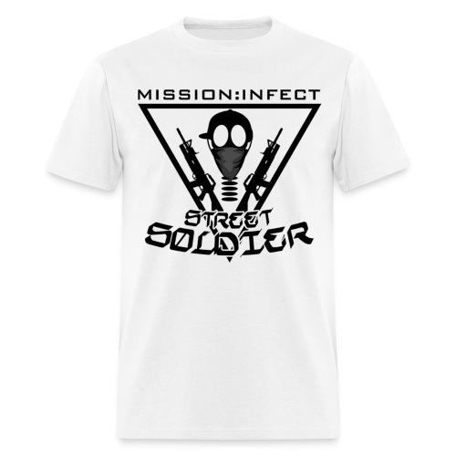 MISSION INFECT STREET SOLDIER SHIRT - Men's T-Shirt