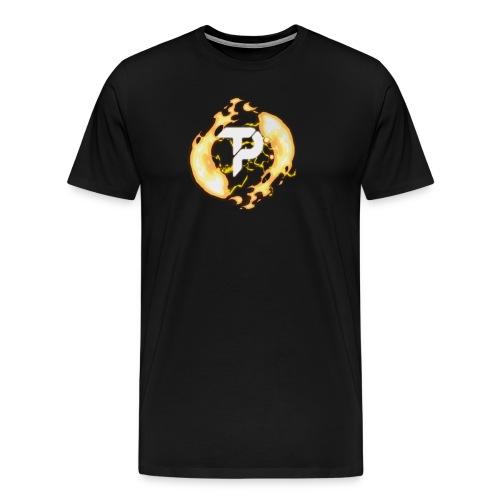 ThePetros14 Intro Design - Men's Premium T-Shirt