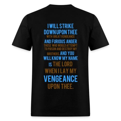 Jules - Ezekiel 25:17 - Men's T-Shirt