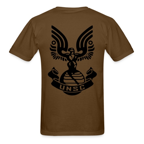Halo - UNSC Logo - Men's T-Shirt