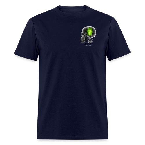 HOPSKULL  Men's T-Shirt (Double Sided) - Men's T-Shirt