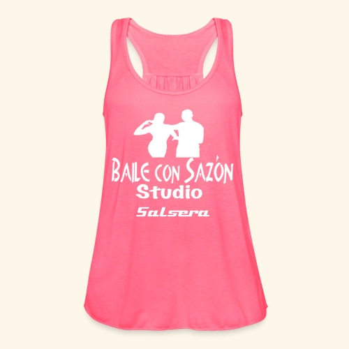BcS Salsera - Women's Flowy Tank Top by Bella