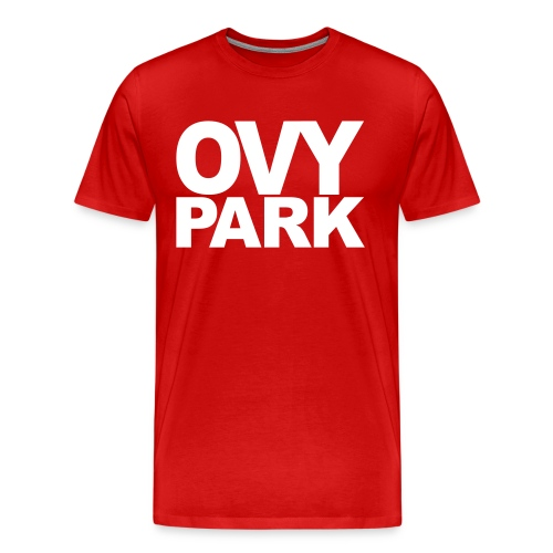 Men's Ovy Park Premium Tee - Men's Premium T-Shirt