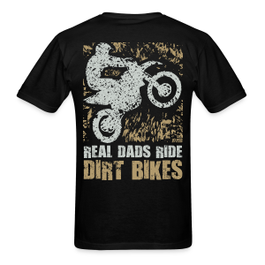Motocross Dad - Men's T-Shirt