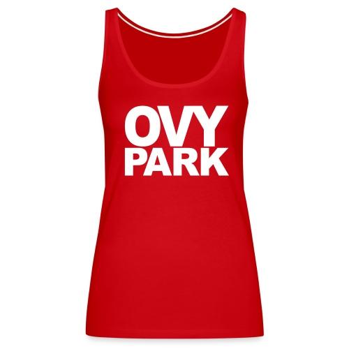Women's Ovy Park Tank - Women's Premium Tank Top