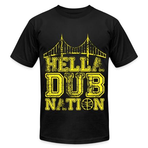 Hella Dub Nation - Men's  Jersey T-Shirt