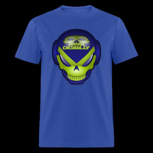 Men's Digi Death Mask T - Men's T-Shirt
