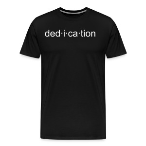 DEDICATION DEF T-SHIRT - Men's Premium T-Shirt