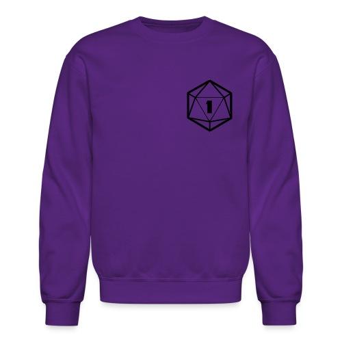 Minimalist Die Crewneck Sweatshirt - Crewneck Sweatshirt